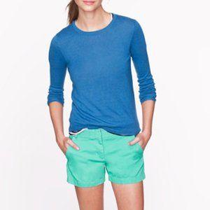 B2G1 J. Crew Mint Green Chino Cotton Shorts